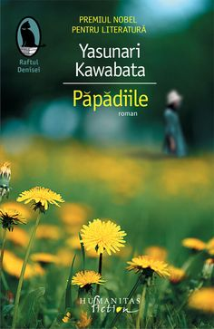 <p>Scris cu intermitențe, ultimul mare roman al lui Kawabata a fost publicat în foileton în revista <i>Shinchō</i> între 1964 și 1968. De la finele anului 1968, când i s-a decernat Premiul Nobel pentru literatură, până în 1972, când își ia viața, Kawabata nu a mai putut să se aplece asupra textului. În 1970, sinuciderea bunului său prieten scriitorul Yukio Mishima îi subminează și mai mult starea de sănătate, iar textul neterminat al <i>Păpădiilor</i> va vedea lumina tiparului postum… Osaka, Tokyo, Roman, Books, Movies, Movie Posters, Literatura, Libros, Films
