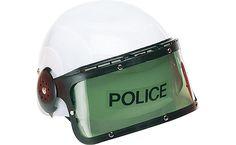 Casque - Policier