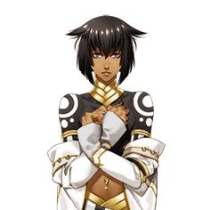 Anubis Ma'at from Kamigami no Asobi: Ludere deorum