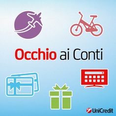 UniCredit lancia il concorso Occhio ai Conti