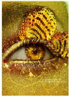 Eye of the mermaid by Teodora-Chinde http://teodora-chinde.deviantart.com/art/Eye-of-the-mermaid-147659506