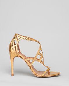 Tory Burch Evening Sandals - Amalie High Heel | Bloomingdale's $350