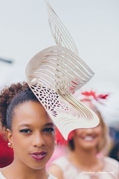millinery - winner fashions on the field mikllinery and designer award