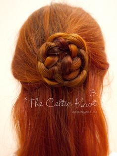 Now on the blog: 4 Deceptively Easy Updos! http://saradujour.me/post/53809534699/4-deceptively-easy-updos