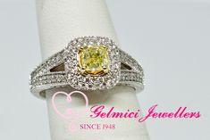 mmm... yellow diamonds