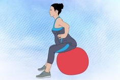 Core Breath Abs Exercise During Pregnancy