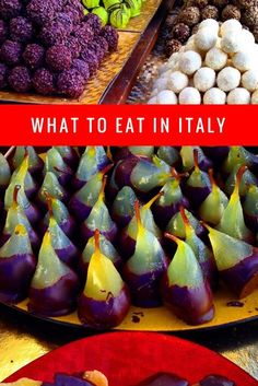 What to eat in Italy. 10 delicious Italian foods to try in your travels.