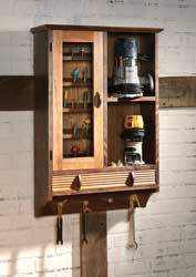 Not so Ordinary Router Cabinet - Camping Knots