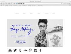 website 2014, Ang Alférez  #branding #identitty #brand #signature #pattern #design #webdesign #mockup #bussiness #illustration #graphicdesign #barcelona #webdesign #website