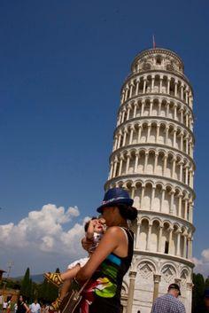 Pisa, Tuscany, Milan