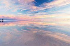Salar De Uyuni (ウユニ塩湖)