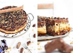 Erdnuss-Schokoladen-Torte