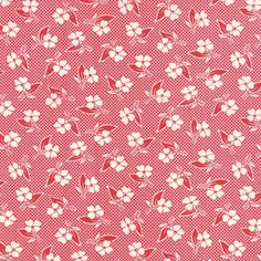American Jane Fresh Air - Red Two Toned Floral £3.25 http://www.thehomemakery.co.uk/fabric/1930-s-reproduction-fabrics/american-jane-fresh-air-red-two-toned-floral Blinds Inspiration, Blinds For Windows, Window Blinds, Red Background, Gorgeous Fabrics, White Flowers, Tossed, Pretty In Pink, 1930s