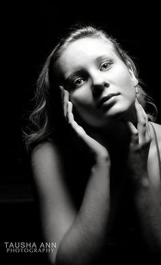 Model shot w / Strobe Lighting.  Love the feel of this photo. Tausha Ann Photography Nashville Tn Photographer