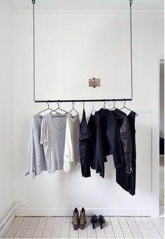 Vorhangstange/ Seil/ Aufhängung/ Garderobe