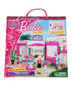 Look what I found on #zulily! Barbie Build & Style Pet Shop Set by MEGA Brands #zulilyfinds