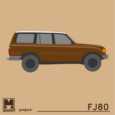 Toyota FJ80