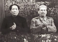 Mao recognized that in order to create a good environment for socialism to survive, society had to be changed on a more fundamental level than was the case for post-revolutionary Russia. Women In China, Joseph Stalin, Enemy Of The State, Rare Historical Photos, Old Stamps, Founding Fathers, Soviet Union, Cold War, World History