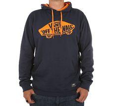 Vans - OTW Pullover Fleece navy / persimmon