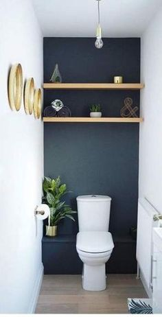 Exciting Apartment Bathroom Renovation Before and After Best Ideas - Bathroom Decor - Bathroom Decor Bad Inspiration, Bathroom Inspiration, Bathroom Ideas, Bathroom Vanities, Shower Bathroom, Bathroom Plants, Budget Bathroom, Bathroom Shelves, Bathroom Organization