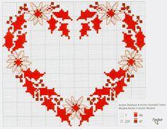 Christmas free cross stitch pattern 2