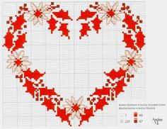 Christmas free cross stitch pattern 2