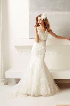 Robes de mariée Val Stefani D8047 Fall 2013