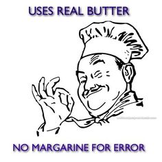 Butter- no margarine. So Much Pun - Page 21 - Visual Puns and Jokes - funny puns - Cheezburger