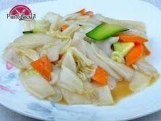 Gnocchi di riso cinesi | Piatti Facili