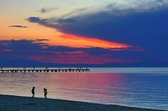 Evening tranquillity, Thessaloniki, Macedonia Greece