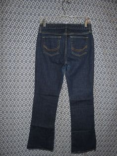 "Old Navy ""The Dreamer"" Women's Stretch Denim Boot Cut Blue Jeans Size 4R HOT!!!! #OldNavy #BootCut"