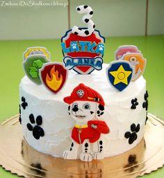 Paw Patrol cake - Marshall :)