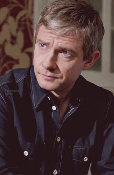 "Martin as John in ""Many Happy Returns"". Gorgeous!"