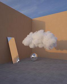 cloud aesthetic | cre.ikeartt