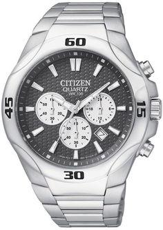 watch Citizen Quartz Chronograph Men AN8020 51H - متجر فاشن السعوديه