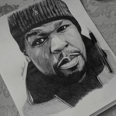 This is a ballpoint pen drawing of the american rapper 50 Cent (Curtis James Jackson III). This took around an hour to do. I hope you enjoy the video. please comment and subscribe for more art. No copyright infringement for the audio and video was inten…