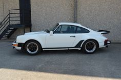 1977 Porsche 930 Turbo Coupe