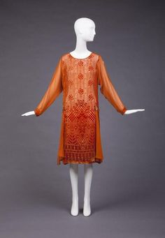 Dress 1920s The Goldstein Museum of Design
