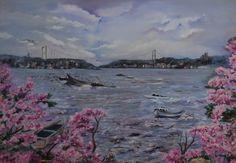 Unverart oil painting