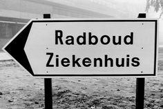 Sint Radboudziekenhuis, Nijmegen, 1974.
