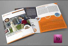 Real Estate Services Bi-Fold Brochure Template