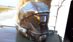 Halo 3 ODST  Wearable Custom Helmet by iacorrao on Etsy, $300.00