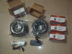 Camaras De Seguridad 24led 3.6mm - BsF 1.100,00