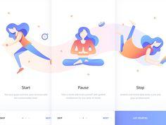 Mindfulness App Onbo