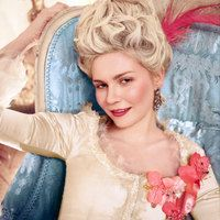 The movie poster from Marie Antoinette. Marie Antoinette is directed by Sofia Coppola and stars Kirsten Dunst. Sofia Coppola, Kirsten Dunst, Dvd Film, Cinema Tv, I Love Cinema, Marie Antoinette Film, Love Movie, Movie Tv, Pretty Movie