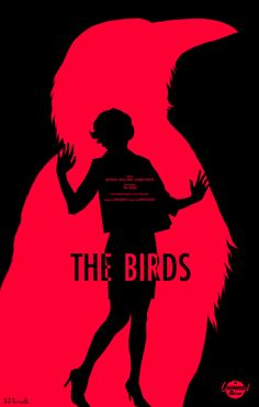 The Birds 1963 - Tippi Hedren was actually cut in the face by a bird in one of the scenes Tippi Hedren, Movie Club, Film Movie, Best Movie Posters, Film Posters, Actrices Blondes, Alfred Hitchcock The Birds, Hitchcock Film, Movies Worth Watching