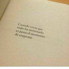 """1,201 Me gusta, 5 comentarios - Verso ~ Iibros ~ Novios (@versodelibros) en Instagram: """"#amore #amor #amo #love #quote #frases #feliz #vida #teamo #tequiero #poema #poesia #poeta #quote…"""""""