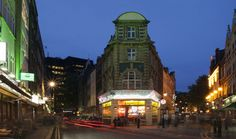 Z Hotels in Central London.