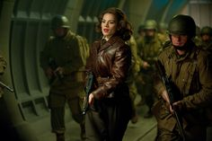 Captain America_Hayley Atwell leather_Image credit Paramount Pictures