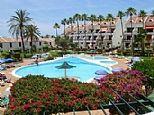 Parque Santiago II, Playa de Las Americas, Tenerife, Canary Islands #Canarias